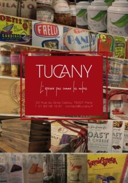 TUCANY - L'épicerie pas comme les autres